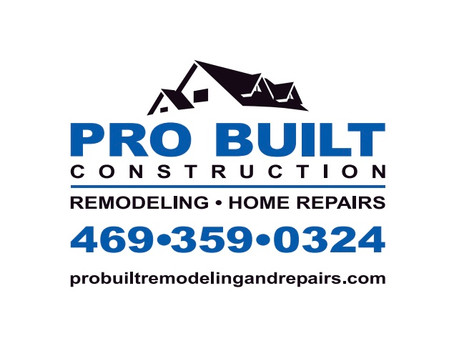 Meet ProBuilt Construction Remodeling and Home Repairs