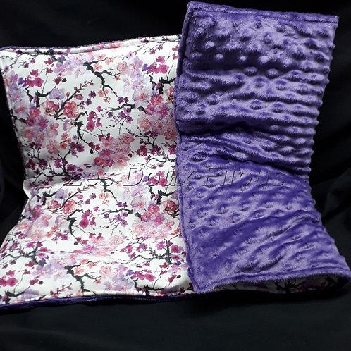 Tapis tissu Sakura