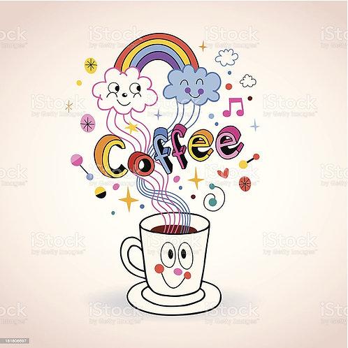 Housse pour machine à café © *