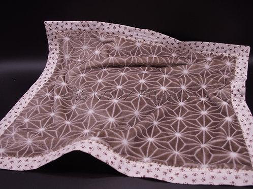 """Couverture en tissu """"Peluche""""©"""
