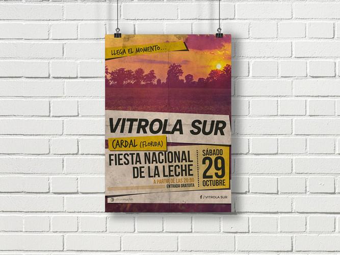 Vitrola sur afiche4.jp
