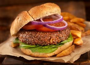 Saudável e delicioso: hambúrguer de quinoa com aveia