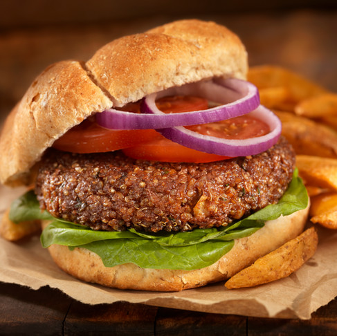 how to make the best Mushroom Burgers ever