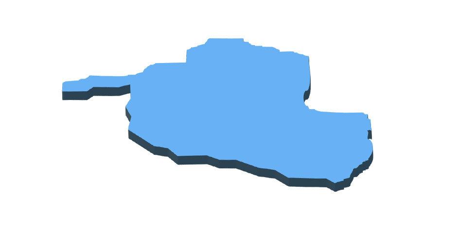 Rondônia - Mapa