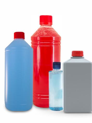 PE- und PP-Flaschen