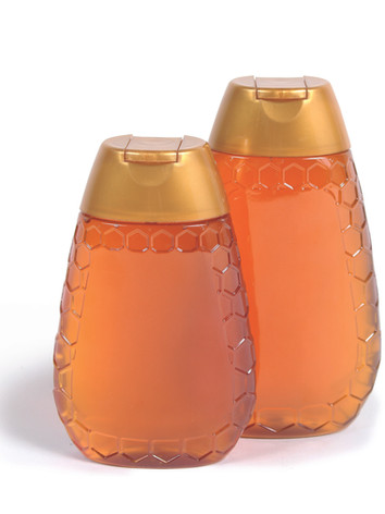 PET-Ovalflasche