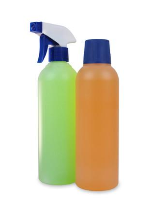 PE-Rundflasche 500 ml