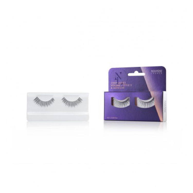 Nouveau Strip Lashes Volume Style 3
