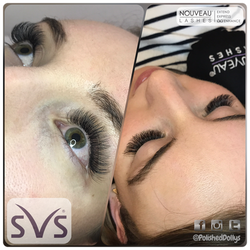SVS volume lashes