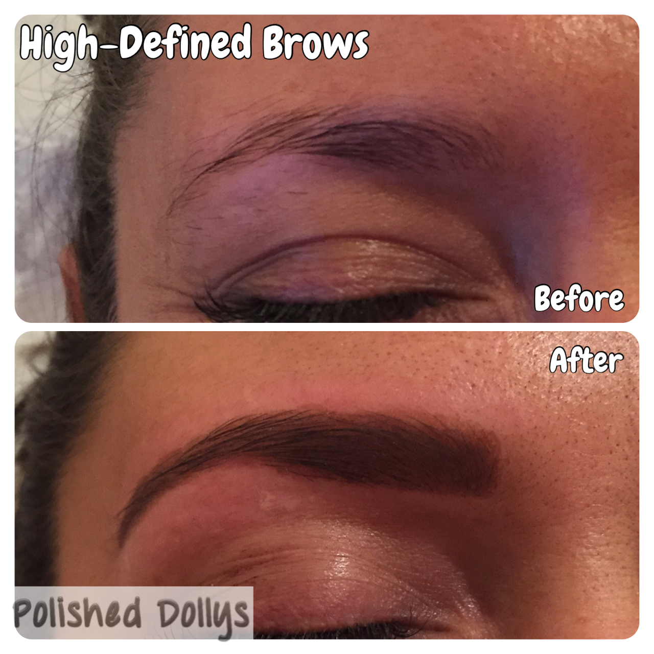 High-Defined Brows