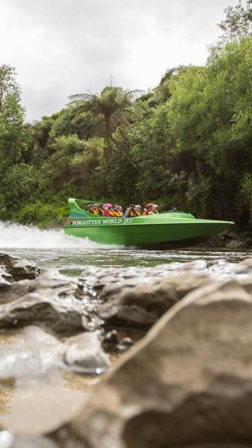 Whanganui Jet Boat Tours