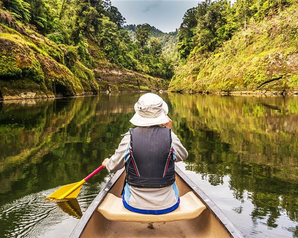 Whanganui River Canoeing