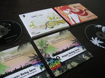 CD's covers