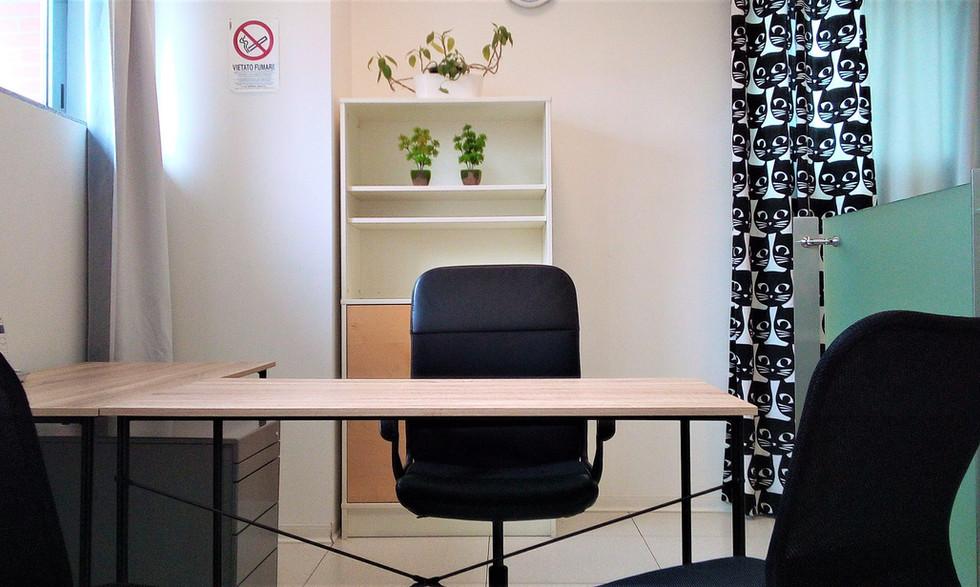 Postazione in sala riunione