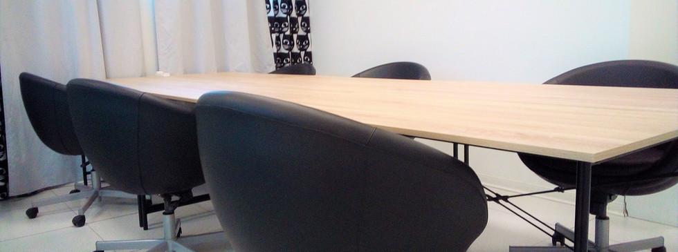 sala riunioni Coworking New Work Bollate