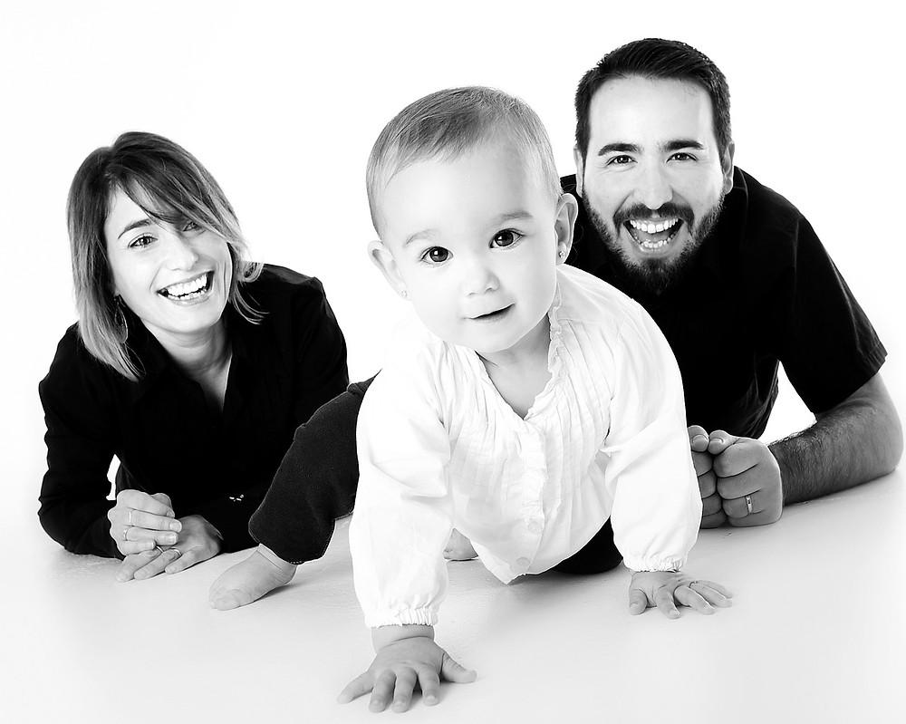 Nucleo famigliare con figlio minore