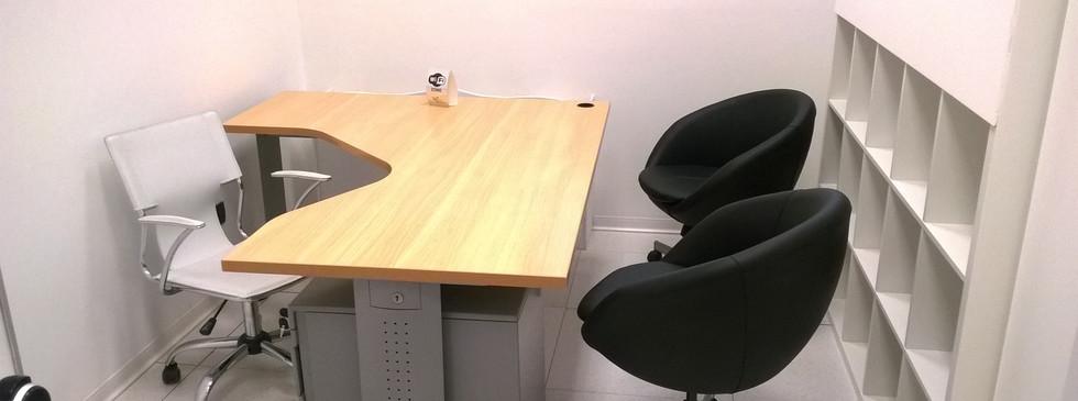 Ufficio temporaneo