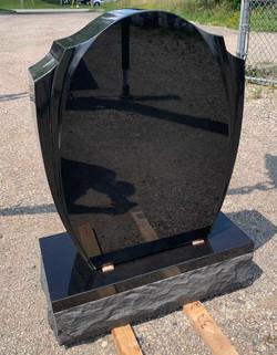 Jet Black special shape