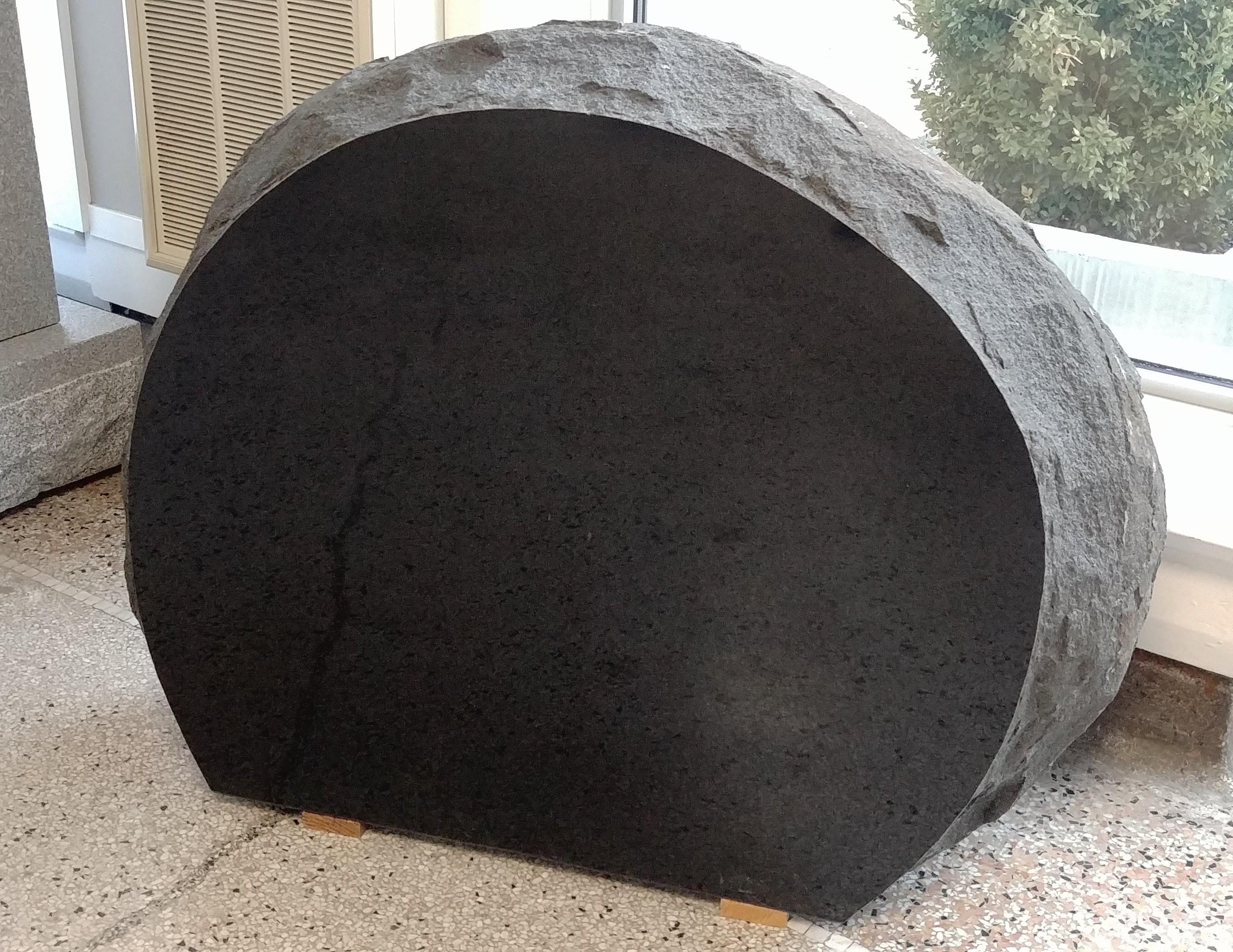 Jet Black Boulder 2