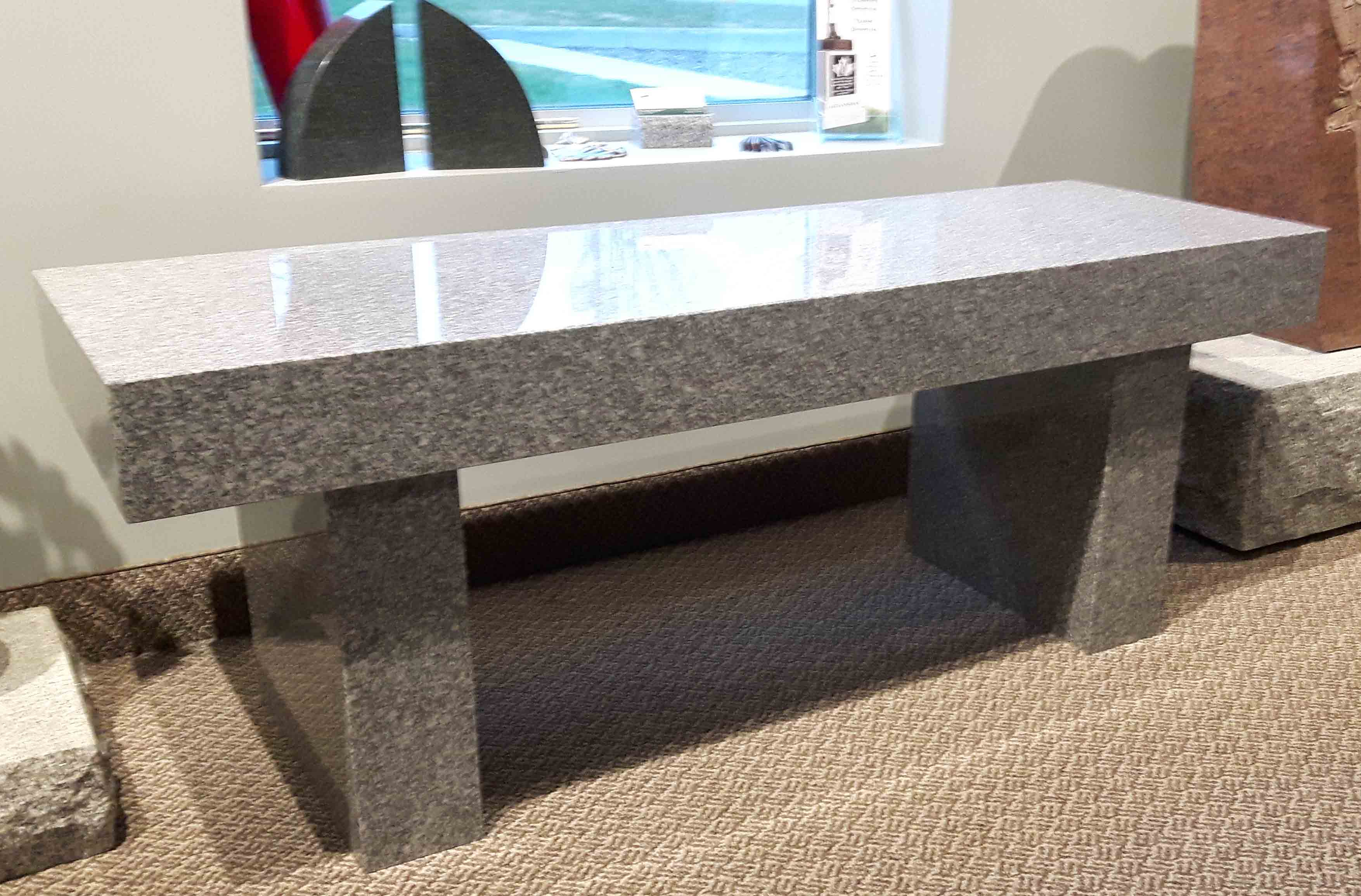 Imperial Grey Bench