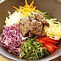 Sutbul Gogi Bibimbap / 숯불고기 비빔밥