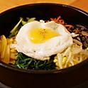 Dolsot Bibimbap / 돌솥 비빔밥