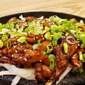 Sutbul Dak Galbi / 숯불 닭갈비