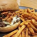 Kimchi Bulgogi Burger / 김치불고기버거