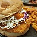 Dak Kang Jung Burger / 닭강정버거