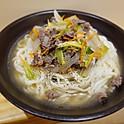 Bulgogi Kalguksu / 불고기 칼국수