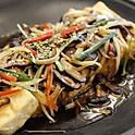 Tofu & Portobello Steak / 두부 & 포투벨로 버섯 스테이크