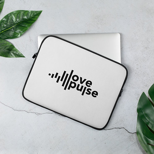 Love Pulse Laptop Sleeve
