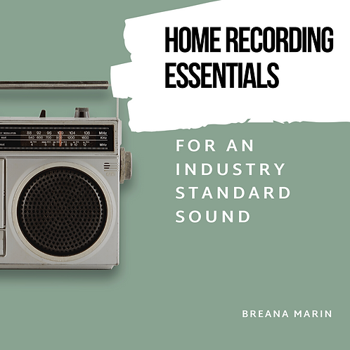 Home Recording Essentials