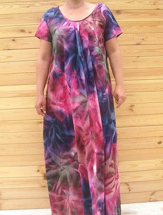 Robe longue tie dye 44/46/48