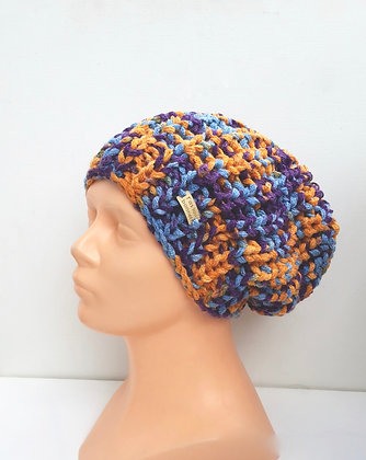 Bonnet multicolore
