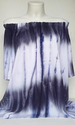 Tunique tie & dye