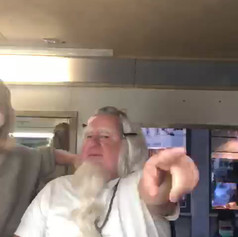 """Making of Santa for NETTO """"Weihnachten gerettet"""" 2020"""
