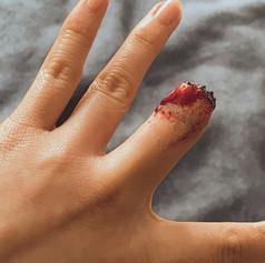 """SFX """"Cut Off Finger"""""""
