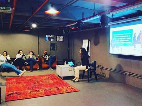 Palestra introdutória sobre Mindfulness no trabalho