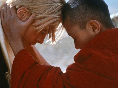 #mindfulnesstododia D30 - 7 anos no Tibet