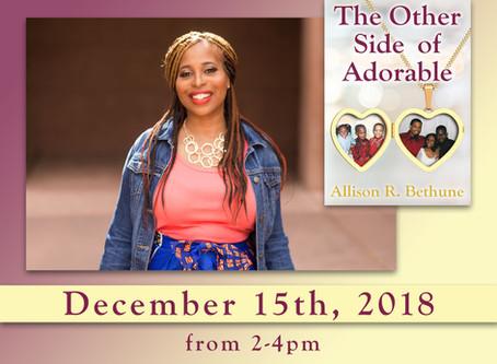 AZ Book Signing (December 15th, 2018)