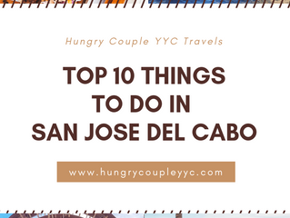 Top 10 Things to do in San Jose Del Cabo