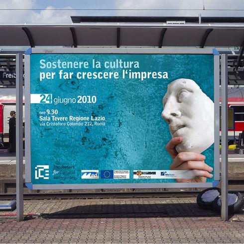 campagna pubblicitaria a Catania