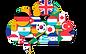 EINSTEINは80ヶ国語の翻訳エンジン
