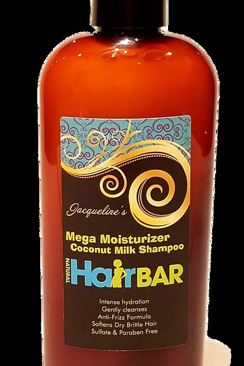 Mega Moisturizer Coconut Milk Shampoo