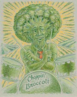 Choppin' Broccoli