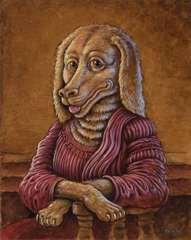 Mona's Puppy
