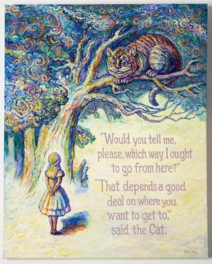 Said the Cat
