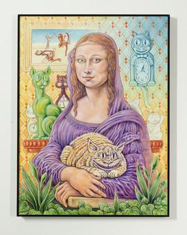 Cat Lady Mona
