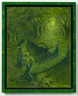 Tree Tunnel (Green)
